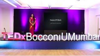 Download Future of work and its diverse work formats | Nabomita Mazumdar | TEDxBocconiUMumbai Video