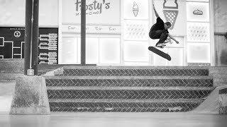 Download Yoshi Tanenbaum - Lazer Flips | ON LOCK Video
