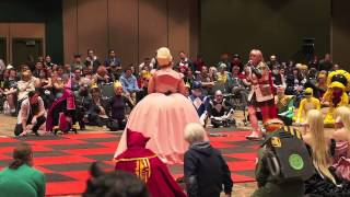 Download Sakura Con Cosplay Chess - Late Night 2013 (18) Video
