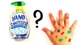 Download Is Hand Sanitizer Actually Bad For You? Video