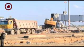 Download Reconstruction of Tripoli International Airport Video