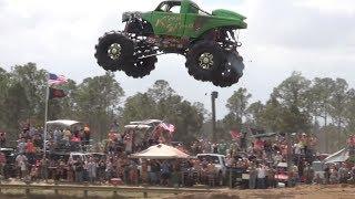Download Redneck Yacht Club Mud Park, Truck Races. Part 1 Video