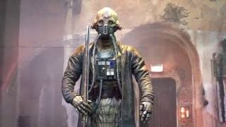 Download NEW Rogue One Star Wars character Edrio Two Tubes debuts at San Diego Comic-Con 2016 Video