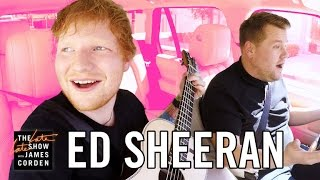Download Ed Sheeran Carpool Karaoke Video