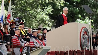 Download Tim Cook's MIT Commencement Address 2017 Video
