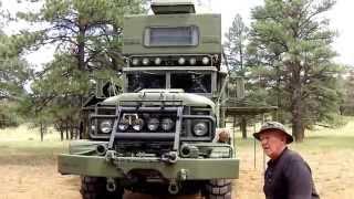 Download Military Five Ton B.O.V. Video