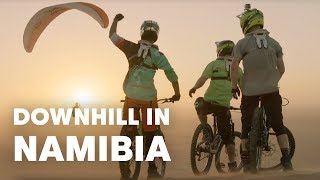 Download Downhill Mountain Biking in the Wilds of Africa Video
