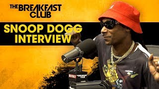 Download Snoop Dogg Talks Death Row Stories, Jay-Z's NFL Deal, Nipsey Hussle + More Video