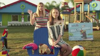 Download LEGOLAND Florida New Beach Retreat & Ninjago Ride for 2017 - Thrillz Video