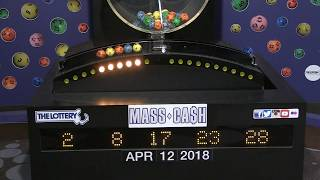 Download Mass Cash Game Drawing: Thursday, April 12, 2018 Video