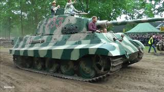 Download King tiger at Militracks 2018 - ″ 24 minutes of action you don't want to miss ″ Video