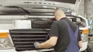 Download Manufacturing Mercedes Benz Vario plant Ludwigsfelde Video