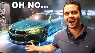Download HUGE PROBLEM WITH THE BMW M8... Video