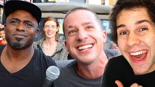 Download SINGING TO STRANGERS WITH CHARLIE PUTH!! Video