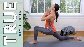 Download TRUE - Day 9 - OPEN   Yoga With Adriene Video