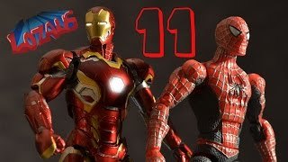 Download SPIDERMAN STOP MOTION Action Video PART 11 Video