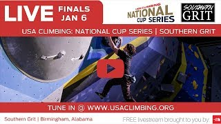 Download The 2017 Southern Grit at High Point Climbing, Birmingham AL • USA Climbing National Cup Series Video