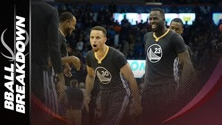 Download How Steph Curry Overcame Kevin Durant: Warriors At Thunder Video