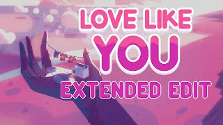Download Steven Universe Ending Theme - Extended Edit (Love Like You + Instrumentals) Video