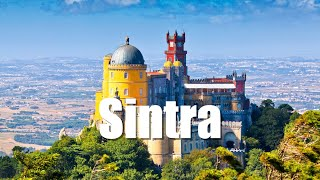 Download SINTRA, Portugal. UNESCO World Heritage Site. HD Video