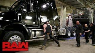 Download Braun Strowman demolishes a TV production truck: Raw, Jan. 15, 2018 Video