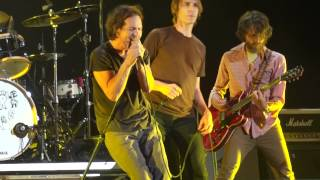Download Pearl Jam with Mudhoney - Search & Destroy live in Hamilton 2011 Video