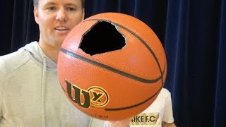 Download What's inside a Wilson X Basketball? Video