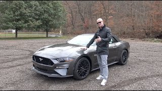 Download 5 reasons why the 2018 Ford Mustang is BETTER than the ″old″ one Video