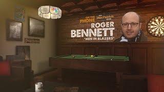 Download Men in Blazers' Roger Bennett Talks World Cup & More w/Dan Patrick | Full Interview | 7/11/18 Video