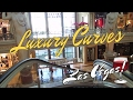 Download Famous Curved Escalators at Caesars Palace Forum Shops. Las Vegas. Video