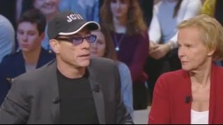 Download Jean-Claude Van Damme calls out Rothschild and Rockefeller on live TV Video