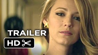 Download The Age of Adaline Official Trailer #1 (2015) - Blake Lively, Harrison Ford Movie HD Video