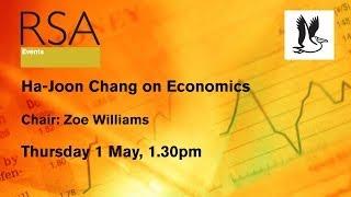 Download RSA Replay - Ha-Joon Chang on Economics Video