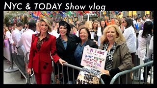 Download NYC + TODAY Show Vlog | Dominique Sachse Video