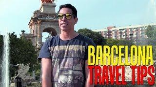 Download Travel Tips - Barcelona, Spain Video