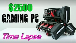 Download $2500 Ultimate Gaming PC | Time Lapse Build Video