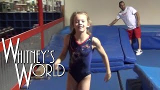 Download Backflip Full Twist | Backwards Gymnastics | Whitney Video