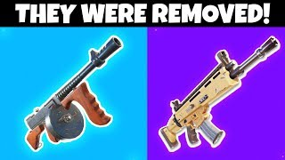 Download 8 Things That Just Got Removed From Fortnite: Battle Royale Video