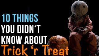 Download 10 Things You Didn't Know About Trick 'R Treat Video