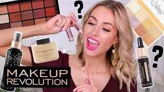 Download BUY OR BYE: MAKEUP REVOLUTION?! || What Worked & What DIDN'T Video