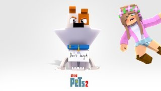 Download THE SECRET LIFE OF PETS   Minecraft Little Kelly Video