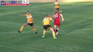 Download 2016 National League - G18 - Thurs - F2 - 4pm - UFA 99 Premier v Legends FC 99 Academy Video