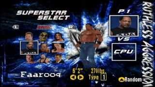 WWF NO MERCY MOD 2K16 Free Download Video MP4 3GP M4A