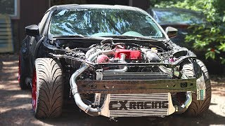 Download 2JZ BRZ Pt 21 - First Time On The Road! Video