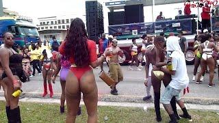 Download Trinidad Carnival Monday 2017 - Clip 2 (Fantasy and Entice Mas Bands) Video