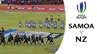 Download Samoa show immense strength v All Blacks (Match Highlights) Video
