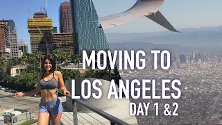 Download MOVING TO LOS ANGELES  DAYS 1+2  Video