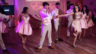 Download Cumbia Merengue Bachata and Zapateado Quince Dance!!! Video