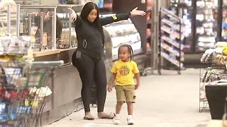 Download Pregnant Blac Chyna Hits The Market Looking Huge Amid Reports Of Relationship Troubles Video