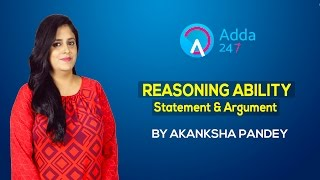 Download Reasoning Ability: Statement and Argument Video